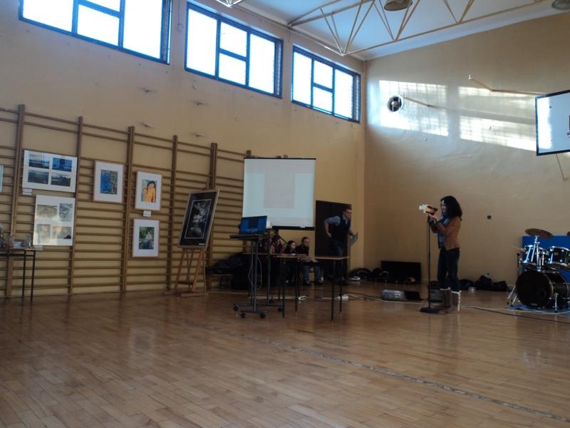 Talent Workshops w NKJO w Sosnowcu 6.XII 2012